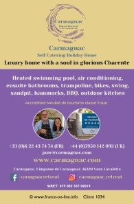 Carmagnac Self Catering Holiday Home France