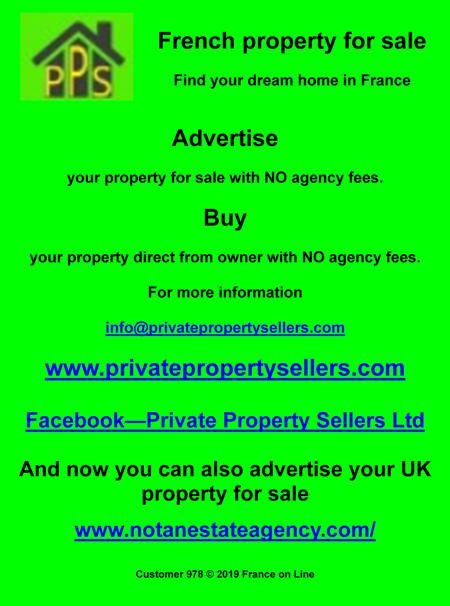 French property for sale by owners,private property sellers,advertise property for sale with no agency fees,buy property with no agency fees,French,English,owners,buy uk property direct from owners,sell uk property,no estate agency fees